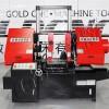 高德GB4235金属带锯床 配有大功率蜗轮减速机 动力强劲