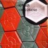 预制塑料彩砖模盒模具、各种彩砖模具源头供应