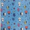 福建批量pp卡通印花儿童款 口罩专用布 可定制