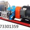 黄山3D-SY系列电动试压泵安装使用方法