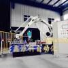 码垛机器人配备托盘自动上料机实现自动化
