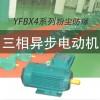 YFBX4系列粉尘防爆三相异步电动机