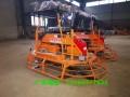24马力双盘磨光机 汽油动力水泥抹平机 座驾式混凝收光机