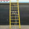 苏州伸缩绝缘梯5米配电站玻璃钢单直梯厂家价格