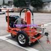 厂区地面冷喷划线机 安全通道地面冷喷标线机